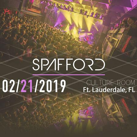 02/21/19 Culture Room, Fort Lauderdale, FL