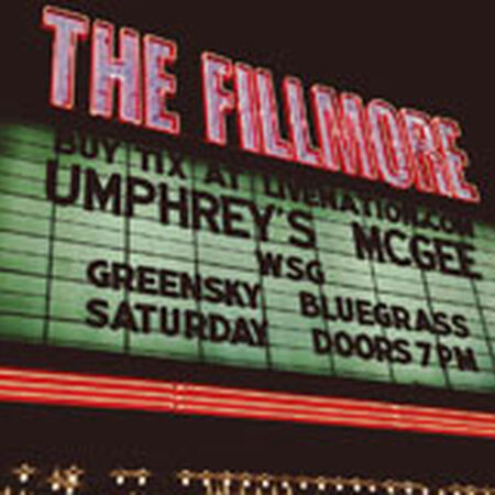 02/02/13 The Fillmore, Detroit, MI