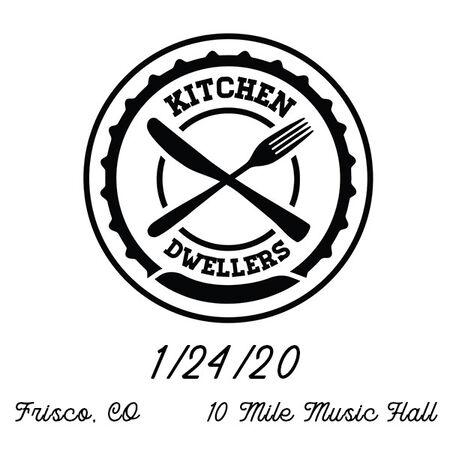 01/24/20 10 Mile Music Hall, Frisco, CO