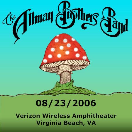 08/23/06 Verizon Amphitheater, Virginia Beach, VA
