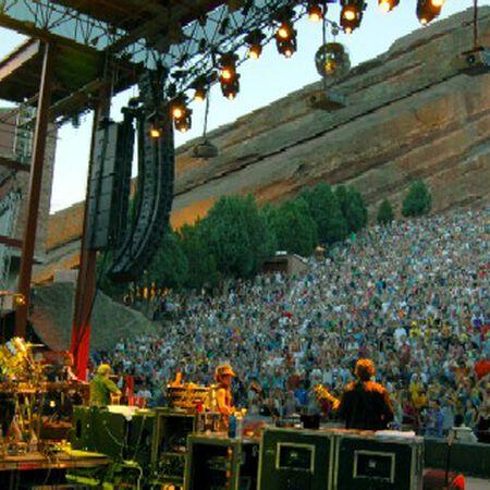 08/10/07 Red Rocks Amphitheatre, Morrison, CO