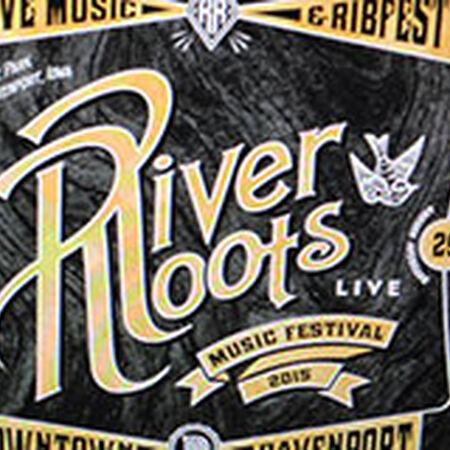 08/29/15 River Roots Festival, Davenport, IA
