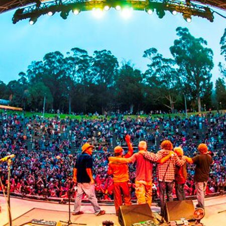 07/15/12 Greek Theatre, Berkeley, CA