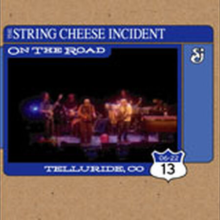 06/22/13 Sheridan Opera House, Telluride, CO