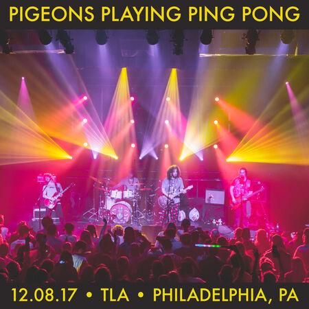 12/08/17 TLA, Philadelphia, PA