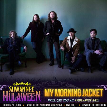 10/28/16 Hulaween at The Spirit of Suwannee Music Park, Live Oak, FL