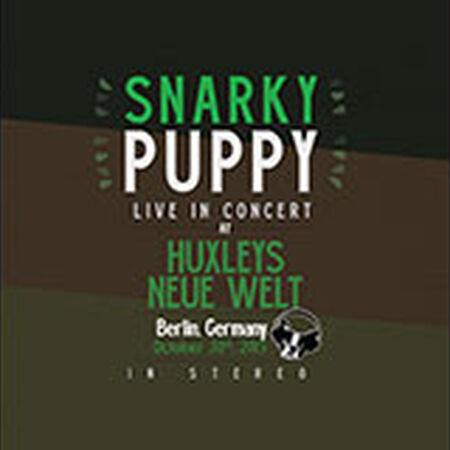 10/30/15 Huxley's Neue Welt, Berlin, DE