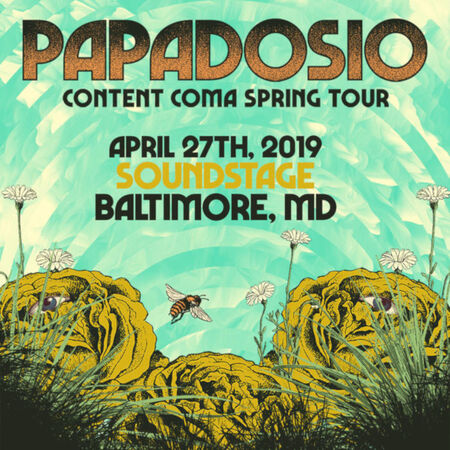 04/27/19 Soundstage, Baltimore, MD