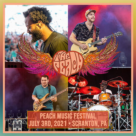 07/03/21 The Peach Music Festival, Scranton, PA