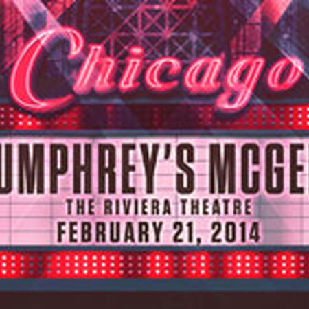02/21/14 Riviera Theatre, Chicago, IL