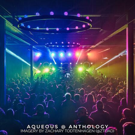03/15/19 Anthology, Rochester, NY
