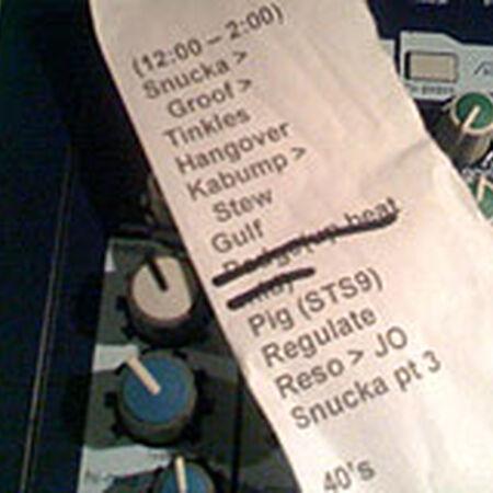 07/25/08 UM LIVE, Philadelphia, PA