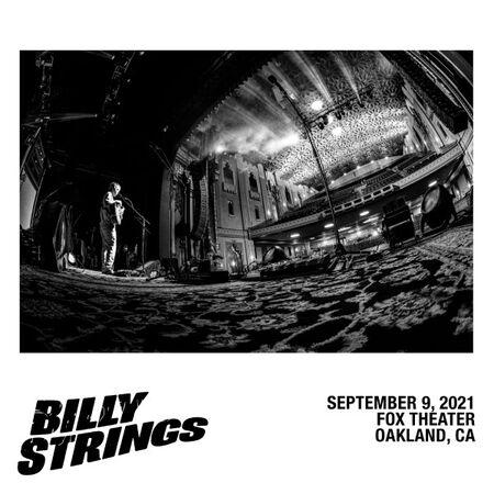 09/09/21 Fox Theater, Oakland, CA