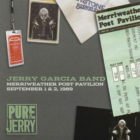 09/01/89 Merriweather Post Pavilion, Columbia, MD