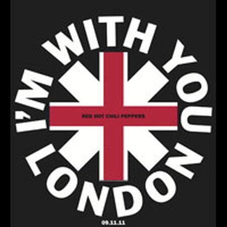 11/09/11 O2 Arena, London, UK