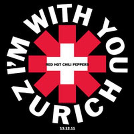 12/13/11 Hallenstadion, Zurich, CH