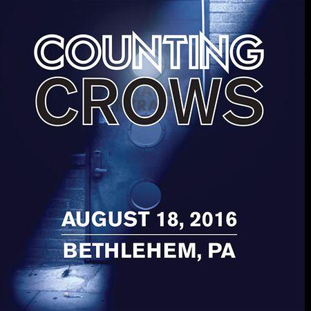08/18/16 Sands Bethlehem Event Center, Bethlehem, PA