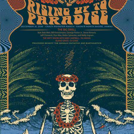 12/31/18 Rising Up To Paradise, Kauai, HI