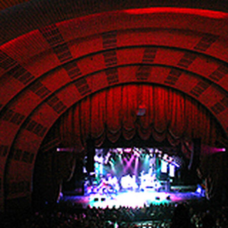 09/14/06 Radio City Music Hall, New York, NY