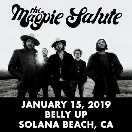01/15/19 Belly Up, Solana Beach, CA