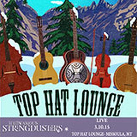 03/10/15 Top Hat Lounge, Missoula, MT
