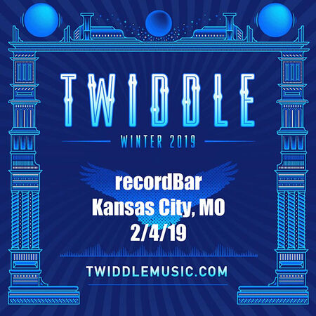 02/04/19 recordBar, Kansas City, MO