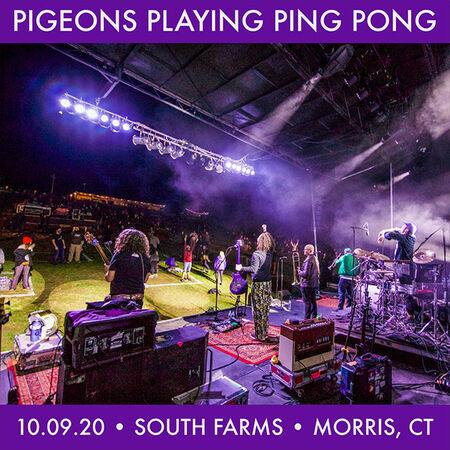 10/09/20 South Farms, Morris, CT