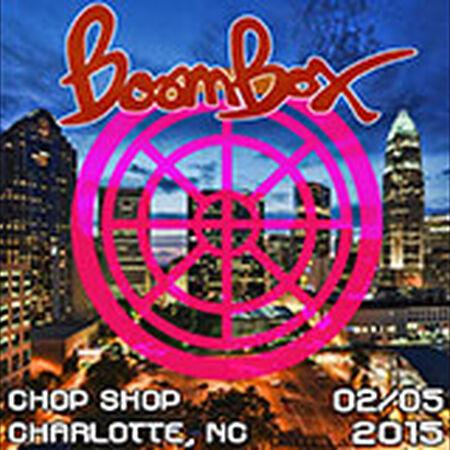 02/05/15 Chop Shop, Charlotte, NC