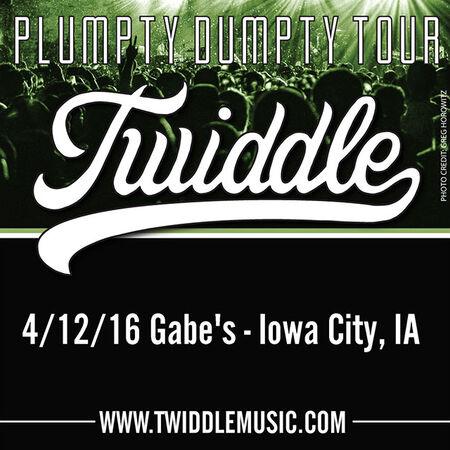 04/12/16 Gabe's, Iowa City, IA