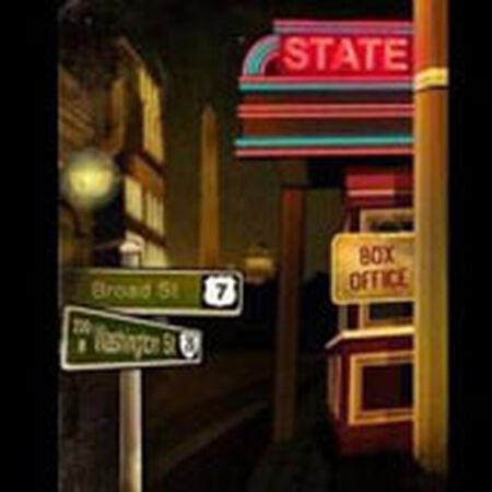 10/26/11 State Theatre, State College, PA