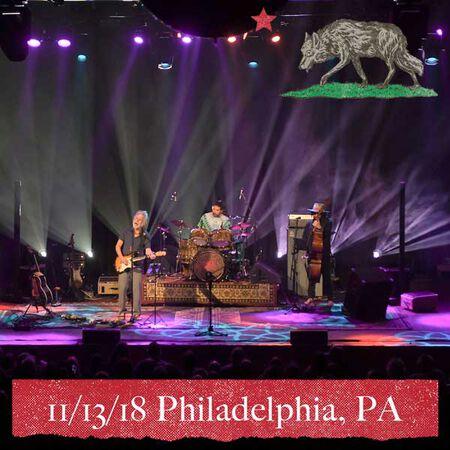11/13/18 The Fillmore, Philadelphia, PA