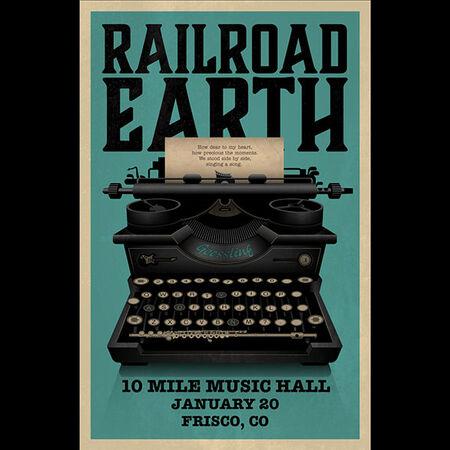 01/20/19 10 Mile Music Hall, Frisco, CO