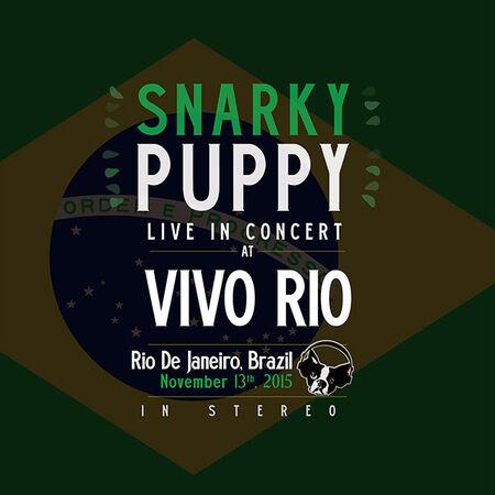 11/13/15 Vivo Rio, Rio de Janeiro, BR