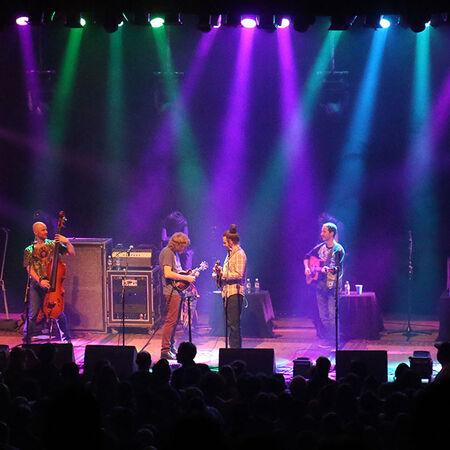 12/30/15 Boulder Theater, Boulder, CO