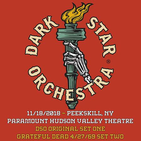 11/18/18 Paramount Hudson Valley Theatre, Peekskill, NY