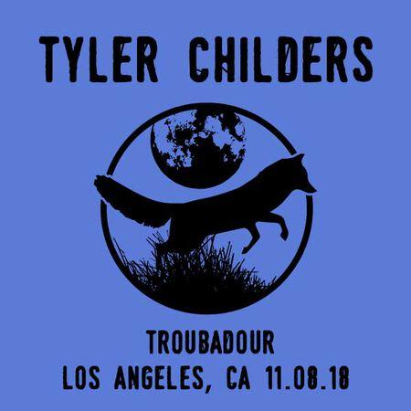 11/08/18 Troubadour, Los Angeles, CA