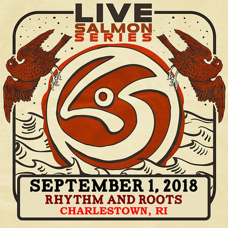 09/01/18 Rhythm and Roots, Charlestown, RI
