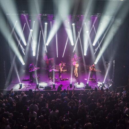 11/04/16 Vic Theatre, Chicago, IL