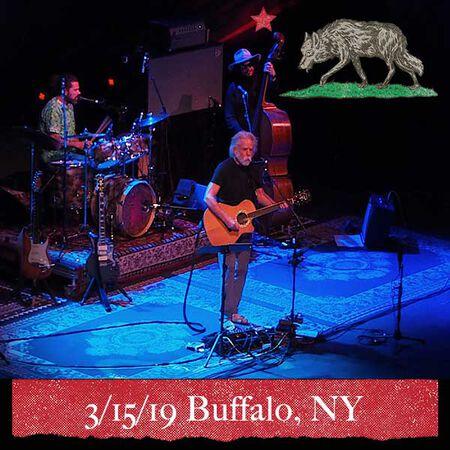 03/15/19 Shea's Performing Arts Center, Buffalo, NY