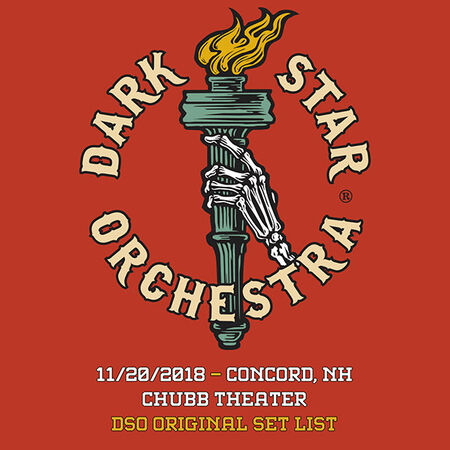 11/20/18 Chubb Theater, Concord, NH