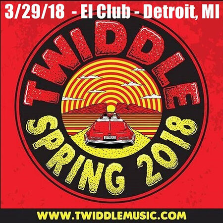 03/29/18 El Club, Detroit, MI