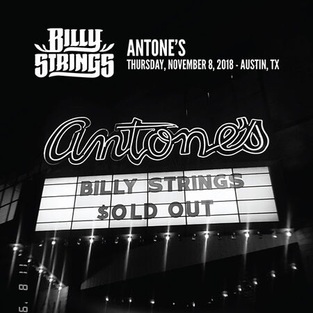 11/08/18 Antone's, Austin, TX