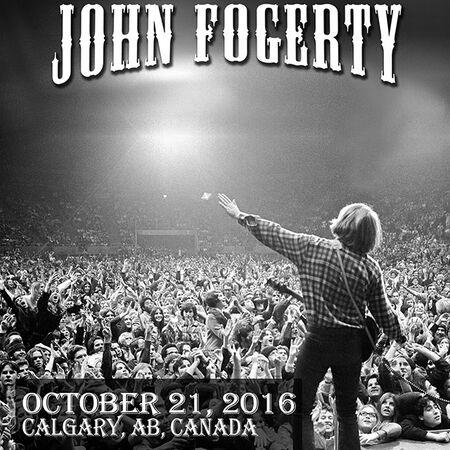 10/21/16 Scotiabank Saddledome, Calgary, AB