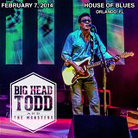 02/07/14 House of Blues, Orlando, FL