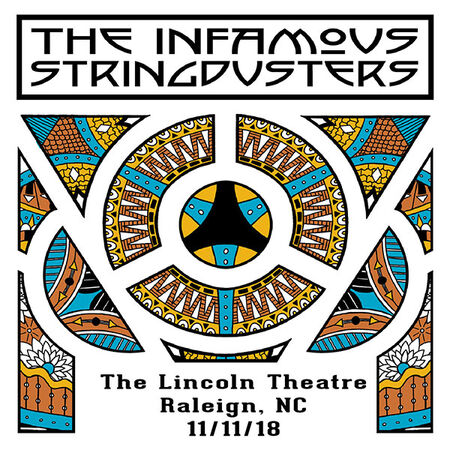 11/11/18 Lincoln Theatre, Raleigh, NC