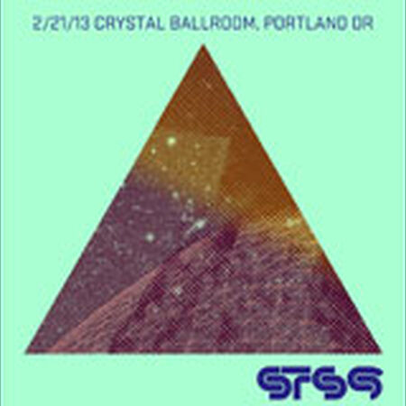 02/21/13 Crystal Ballroom, Portland, OR