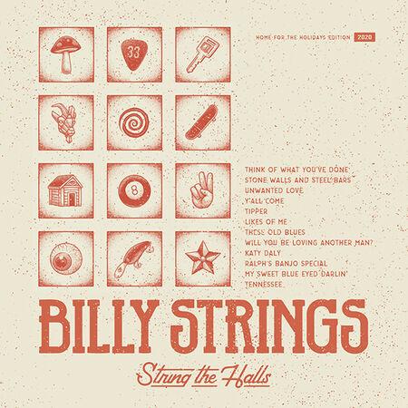 12/25/20 String The Halls, Nashville, TN