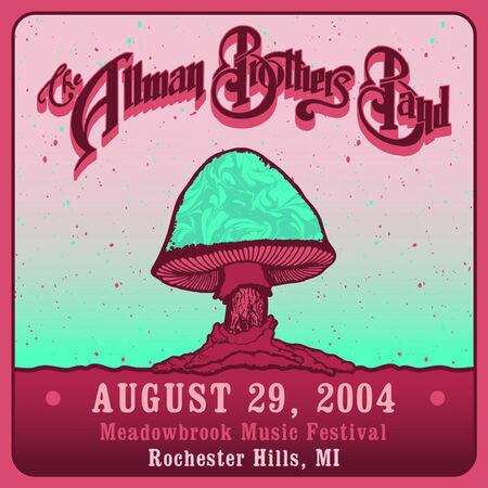 08/29/04 Meadowbrook Music Festival, Rochester Hills, MI