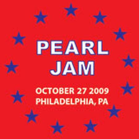 10/27/09 The Spectrum, Philadelphia, PA