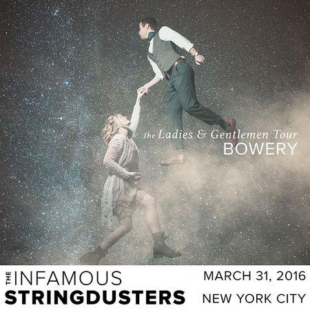 03/31/16 Bowery Ballroom, New York, NY